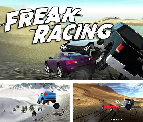 In addition to the game Dragon sky for iPhone, iPad or iPod, you can also download Freak racing for free.