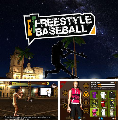 In addition to the game Hatchi - a retro virtual pet for iPhone, iPad or iPod, you can also download Freestyle baseball for free.
