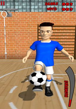 Download Freestyle Soccer iPhone free game.