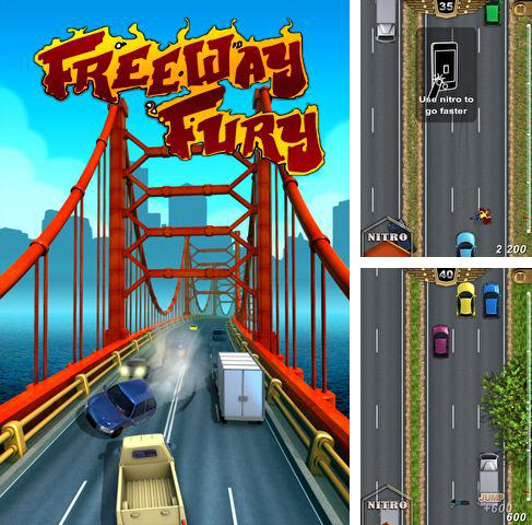 In addition to the game Machine World for iPhone, iPad or iPod, you can also download Freeway fury for free.