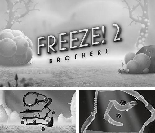 In addition to the game Stickman Base Jumper for iPhone, iPad or iPod, you can also download Freeze! 2: Brothers for free.