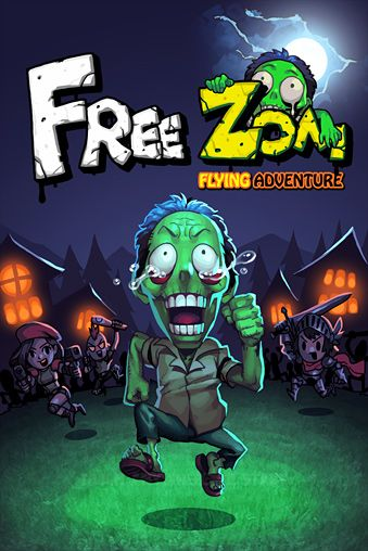 FreeZom: Flying adventure of zombie