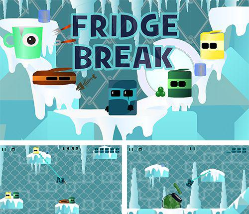 In addition to the game Snails Reloaded for iPhone, iPad or iPod, you can also download Fridge break for free.