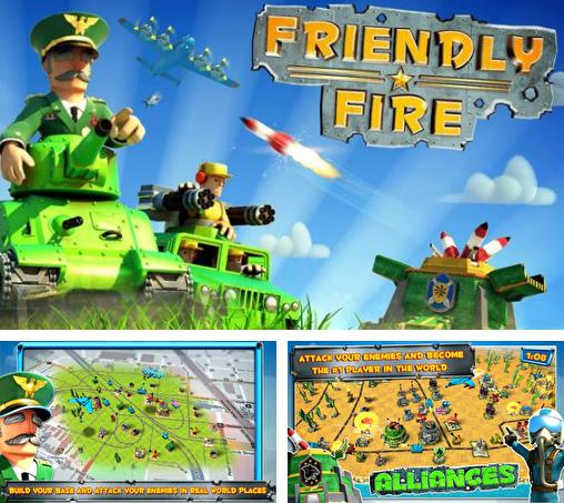 In addition to the game Scary escape for iPhone, iPad or iPod, you can also download Friendly fire! for free.