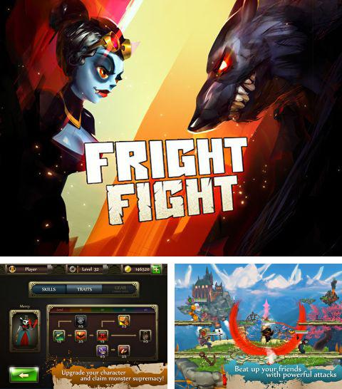 Download Fright fight iPhone free game.