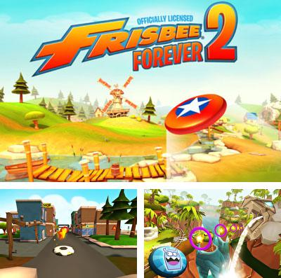 In addition to the game Adventures of Kaveman Karl for iPhone, iPad or iPod, you can also download Frisbee Forever 2 for free.