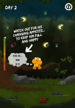 Screenshots of the Froad game for iPhone, iPad or iPod.