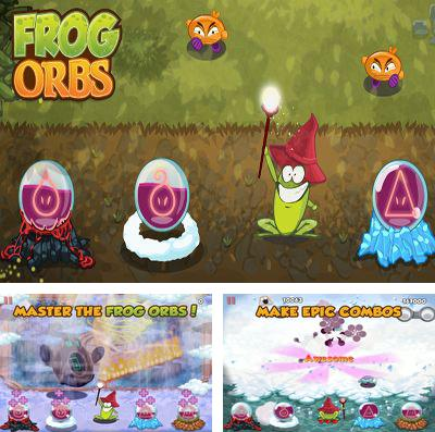 In addition to the game Godus for iPhone, iPad or iPod, you can also download Frog Orbs for free.