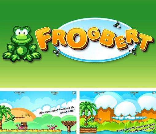 In addition to the game Ninja vs Samurai Zombies Pro for iPhone, iPad or iPod, you can also download Frogbert for free.