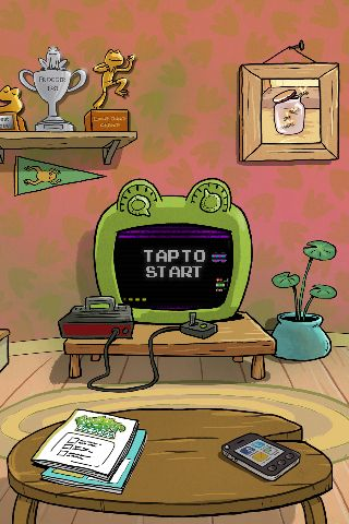 Download Frogger Decades iPhone free game.