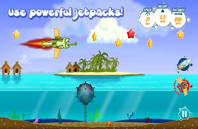 Download Froggy Splash iPhone free game.