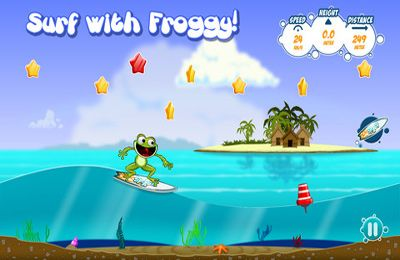 Descarga gratuita de Froggy Splash para iPhone, iPad y iPod.
