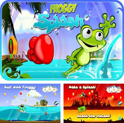 In addition to the game The forgotten room for iPhone, iPad or iPod, you can also download Froggy Splash for free.