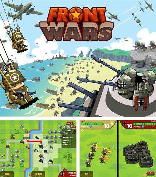 In addition to the game KlanZ for iPhone, iPad or iPod, you can also download Front wars for free.