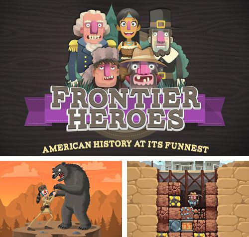 In addition to the game Modern war for iPhone, iPad or iPod, you can also download Frontier heroes: American history at its funnest for free.