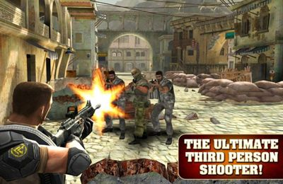 Download Frontline Commando iPhone free game.