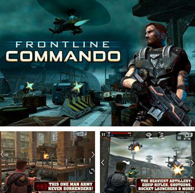 In addition to the game The Cranks: epic pranks for iPhone, iPad or iPod, you can also download Frontline Commando for free.