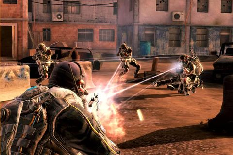 Descarga gratuita de Frontline commando 2 para iPhone, iPad y iPod.