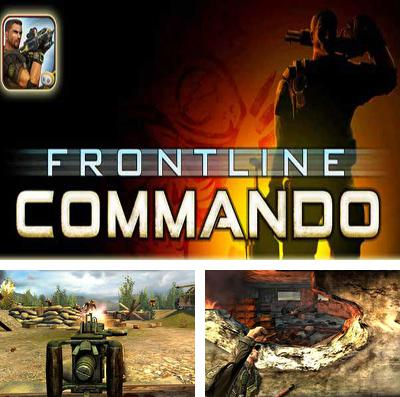 In addition to the game Taichi panda 3: Dragon hunter for iPhone, iPad or iPod, you can also download Frontline Commando: D-Day for free.