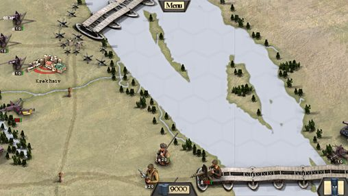 Download Frontline: Road to Moscow iPhone free game.