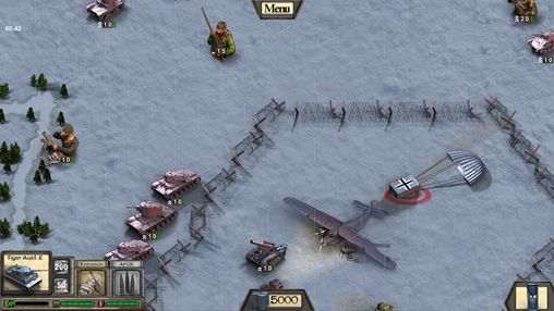 Free Frontline: Road to Moscow download for iPhone, iPad and iPod.