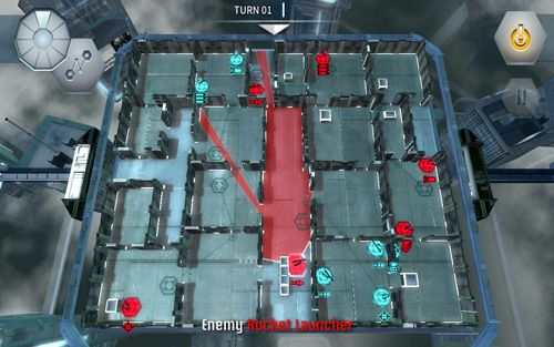Screenshots of the Frozen synapse: Prime game for iPhone, iPad or iPod.