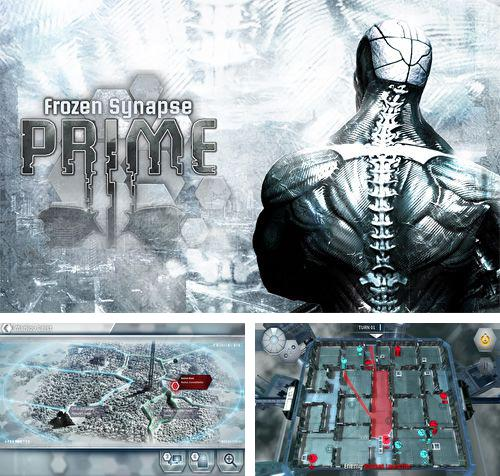 In addition to the game Flower Board for iPhone, iPad or iPod, you can also download Frozen synapse: Prime for free.