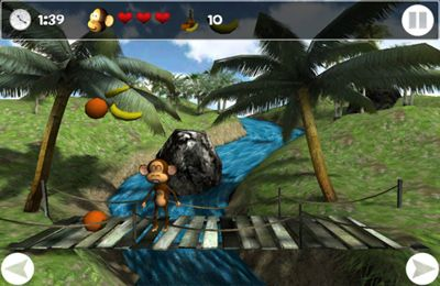 Capturas de pantalla del juego Fruit Feast para iPhone, iPad o iPod.