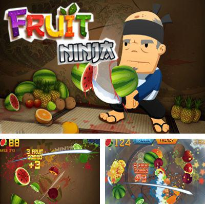 In addition to the game ChuChu Rocket! for iPhone, iPad or iPod, you can also download Fruit Ninja for free.