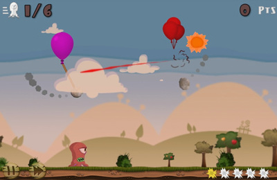Descarga gratuita de Fruit Rocks para iPhone, iPad y iPod.