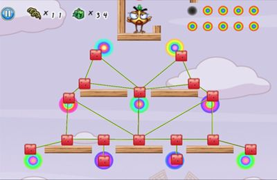 Descarga gratuita de Fruits vs. Birds para iPhone, iPad y iPod.