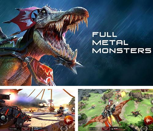Baixe o jogo Full metal monsters para iPhone gratuitamente.