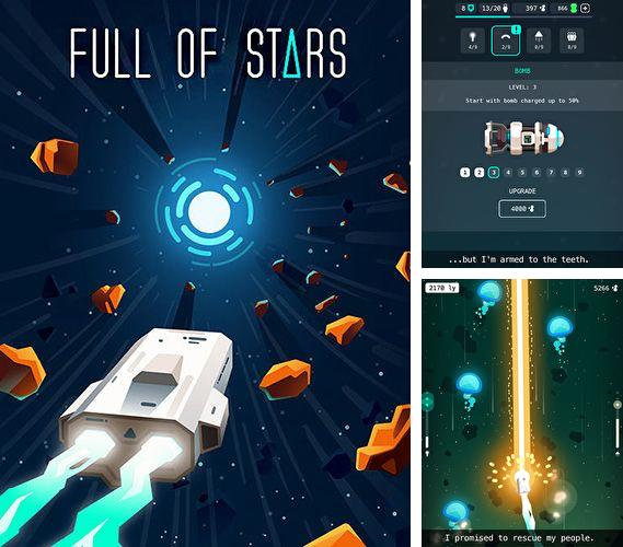 In addition to the game Earn to die 2 for iPhone, iPad or iPod, you can also download Full of stars for free.