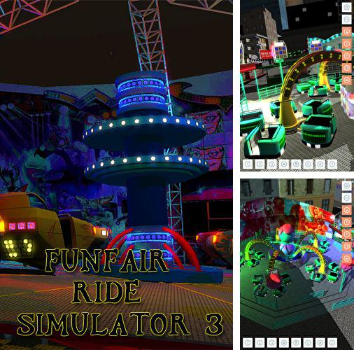 In addition to the game Volt for iPhone, iPad or iPod, you can also download Funfair: Ride simulator 3 for free.