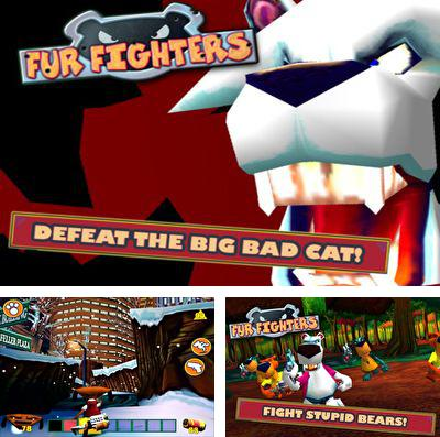 In addition to the game Pou for iPhone, iPad or iPod, you can also download Fur Fighters: Viggo on Glass for free.