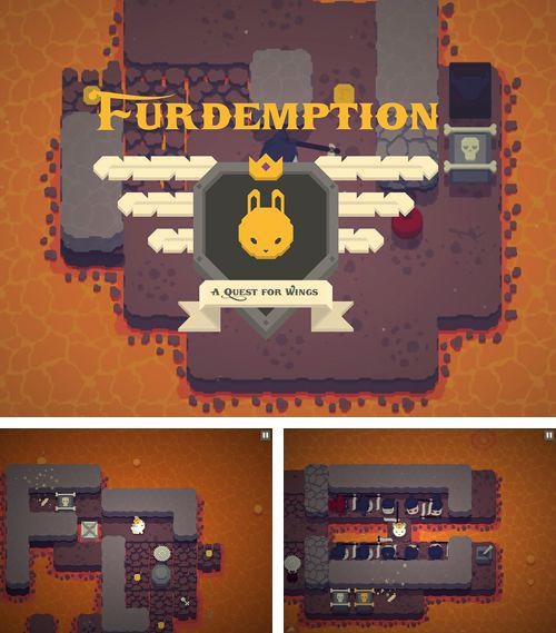 In addition to the game Paratrooper for iPhone, iPad or iPod, you can also download Furdemption: A quest for wings for free.