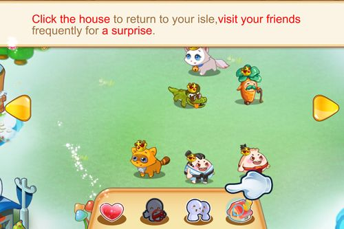 Download Furry friends iPhone free game.