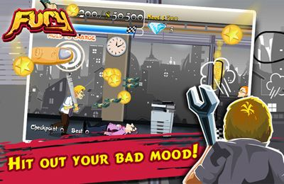 Download FURY iPhone free game.