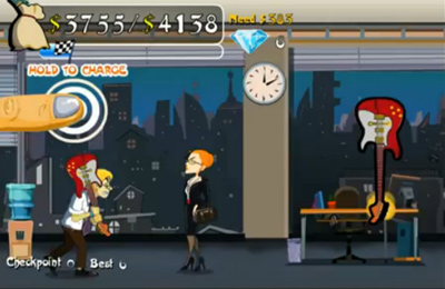 Screenshots of the FURY game for iPhone, iPad or iPod.