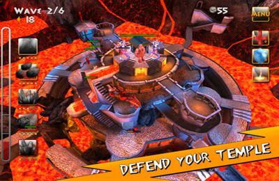 Descarga gratuita de Fury of the Gods para iPhone, iPad y iPod.