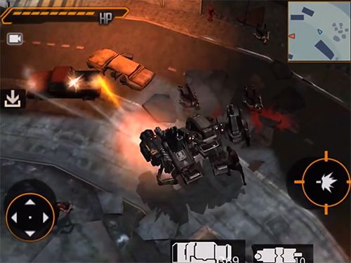 Free Future war: Reborn download for iPhone, iPad and iPod.