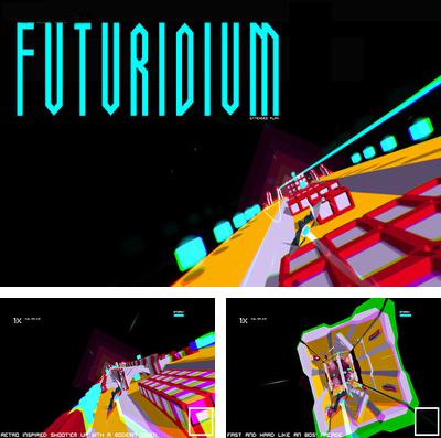 In addition to the game Pirates vs Corsairs: Davy Jones' Gold HD for iPhone, iPad or iPod, you can also download Futuridium EP for free.