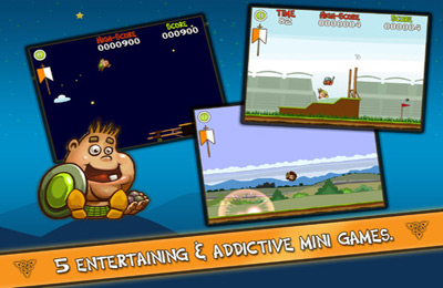 Screenshots of the Gael Wars game for iPhone, iPad or iPod.