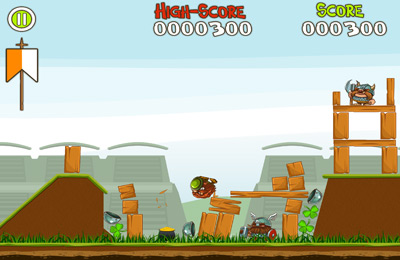 Capturas de pantalla del juego Gael Wars para iPhone, iPad o iPod.