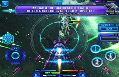 Descarga gratuita de Galactic Phantasy Prelude para iPhone, iPad y iPod.