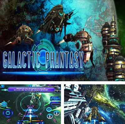 In addition to the game Agar.io for iPhone, iPad or iPod, you can also download Galactic Phantasy Prelude for free.