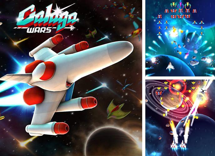 In addition to the game Pumpkins vs. Monsters for iPhone, iPad or iPod, you can also download Galaga: Wars for free.