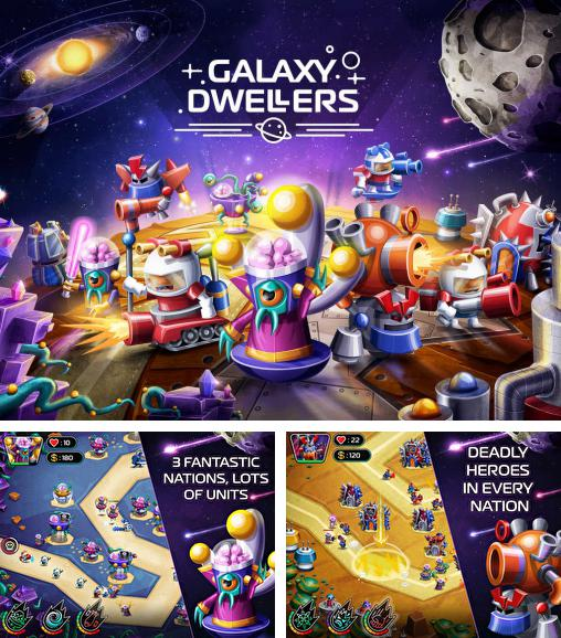 In addition to the game Beyond Ynth for iPhone, iPad or iPod, you can also download Galaxy dwellers for free.