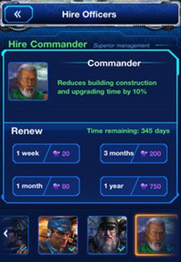 Kostenloser Download von Galaxy Empire: Moon Base für iPhone, iPad und iPod.