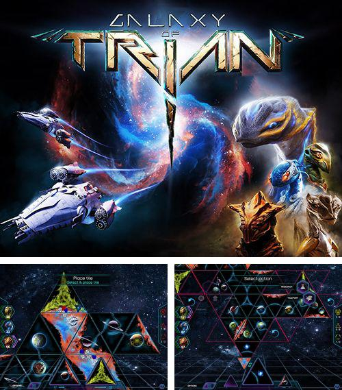 Download Galaxy of Trian iPhone free game.